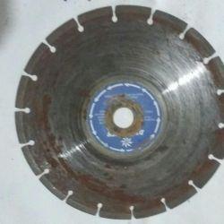 Beton için elmas disk