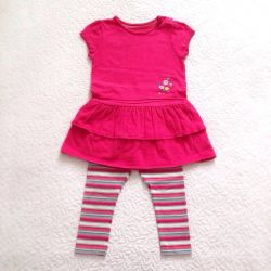 Mothercare dress and leggings