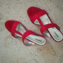 Sandalet 39 beden