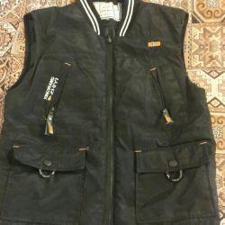 Vest demi-season / exchange