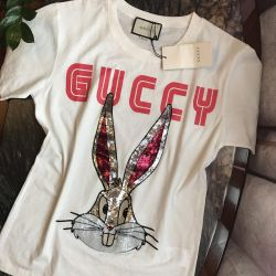 Gucci, Stylish T-shirt 2018, original, 🇮🇹