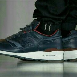 New Balance 530. Leather. Sneakers.