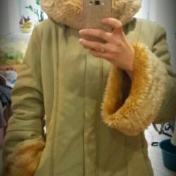 Winter jacket for a very cold winter.
