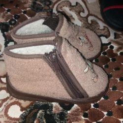 μικρά παπούτσια