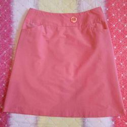 Cotton skirt (b. 48)