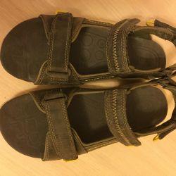 Erkek sandalet, YENI, 39.5 haki
