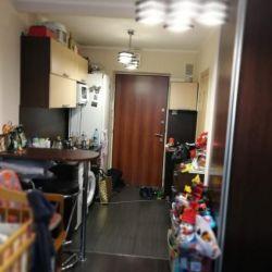Apartment, open plan, 18 m²