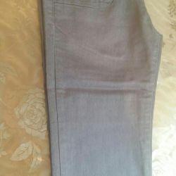 брюки женские летние.