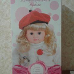 Кукла Настенька