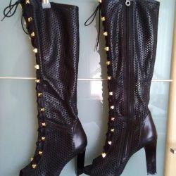 Καλοκαιρινές μπότες nat.kozha