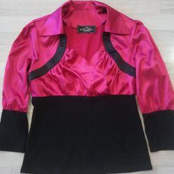 Yeni saten bluz, p48-50