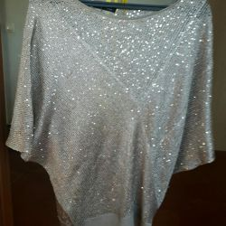 Blouses with sequins (bat)
