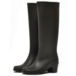 New matte rubber boots BELLINA