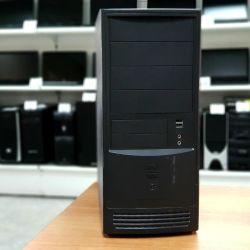 Intel Pentium E5200 X2 2.5GHz, 2Gb, 160Gb, 400W