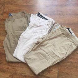 Αντρικά παντελόνια / τζιν 6 ζεύγη