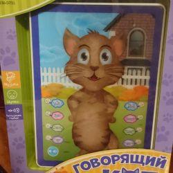 Tablet 3D Μιλώντας γάτα