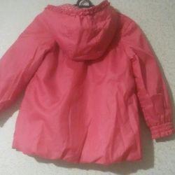 4-5 yaş arası bir kız için pelerin