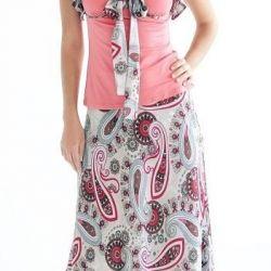 New summer skirt
