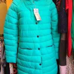 New women's coat (spring, autumn) warm winter