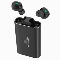 Wireless headphones Awei T85 + PowerBank Original
