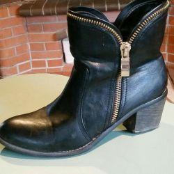 Cossacks leather.