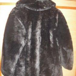 Παιδικό γούνινο παλτό σε άριστη κατάσταση