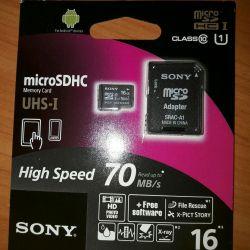 Card de memorie de 16 GB