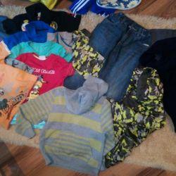 Çocuk giyimi 128