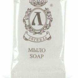 Oteller için tek kullanımlık sabun