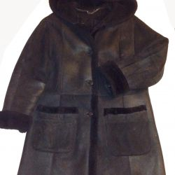 Sheepskin coat for women p.46-48