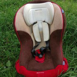 Rent a car seat Bonest Benest Air 7 Isofix