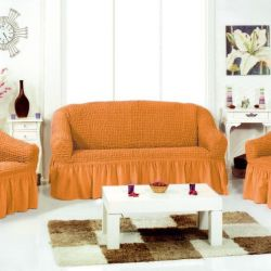 Καλύπτει στον καναπέ και δύο καρέκλες στην Τουρκία