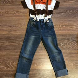 Children's jeans Zara