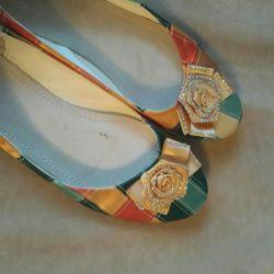 Μπαλέτο παπούτσια, επείγουσα !!!!!!