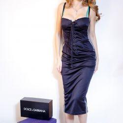 Orijinal butikten Dolce Gabbana elbisesi