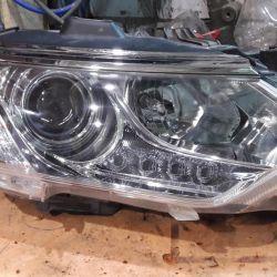 Headlight Toyota Camry 55 2016 restyling