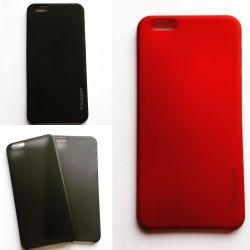 👌👌👌Новая накладкапластик Spiegen  для iPhone 6+