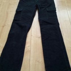 Corduroy trousers Dodipetto