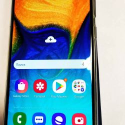 Samsung a30 τηλέφωνο