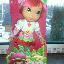 Charlotte doll strawberry 30cm.
