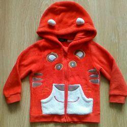 Children's sweatshirt for height 92cm