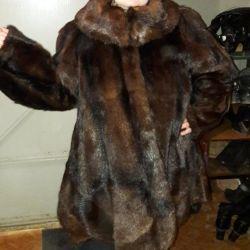 Fur coat XXL