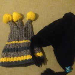 Hats for girls (winter)
