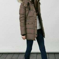 Bershka down jacket
