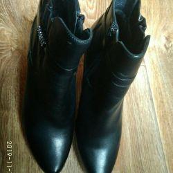 New ones. Genuine Leather