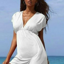 Victoria Secret tunic for the beach.