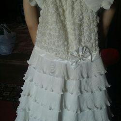 Φόρεμα εορταστική για 6-8 χρόνια