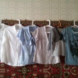 Блузки, футболки 40 - 44 розміри