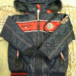 Demi-season jacket p. 92
