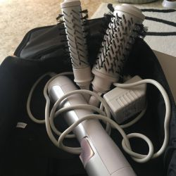 Rowenta hairdryer, with two nozzles